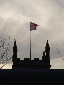 151228 Ashdown Park flag