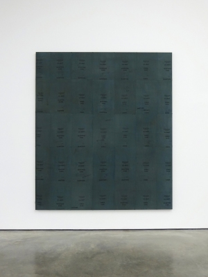 160301 Sergej Jensen at White Cube Bermondsey 03 US Mint