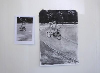 160608 Su on bike 01 for web