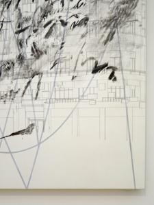 Julie Mehretu 'Mogamma' 2012: detail